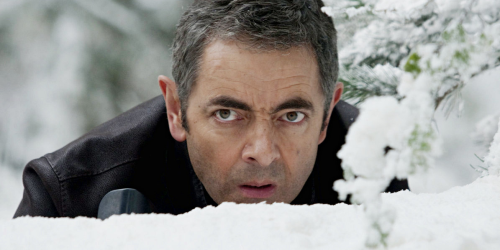 Rowan Atkinson, alias Johnny English, est de retour !