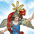 Mois de <b>Saint</b> <b>Michel</b> <b>Archange</b> et des <b>Saints</b> Anges