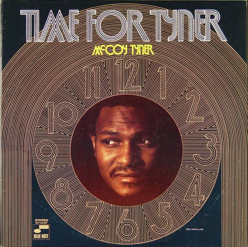 mccoy tyner - time for tyner (sleeve art)