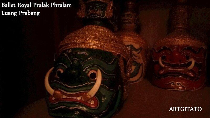 Ballet Royal Phralak Phralam Luang Prabang Artgitato 2