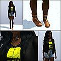 Lookbook <b>Sims</b> 3 #1