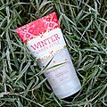 Mon exfoliant de l'hiver : Winter Candy Apple de <b>Bath</b> And Body Works