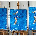 Atelier de Fanny BROC artiste-peintre