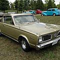 Plymouth <b>Barracuda</b> hardtop coupe-1966