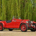 Bonhams to offer ex-1930 Mille Miglia class winning <b>OM</b> 665 SS MM Superba at Goodwood Revival