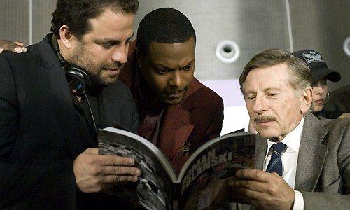 Brett Ratner (réalisateur), Chris Tucker et Roman Polanski