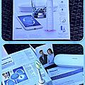 Ma SELECTION PHILIPS : BROSSE A DENT électrique DIAMOND CLEAN SMART 9500 SONICARE ❤️