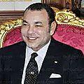 المملكة المغربية : رسالة الشعب المغربي بكل أطيافه ومكوناته إلى الملك محمد السادس