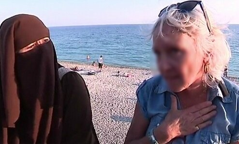 niqab france 2 pétition csa