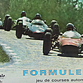<b>Jeu</b> de société ... FORMULE 1 (1966) * <b>Jeu</b> Miro