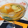 <b>Cocktail</b> au cognac