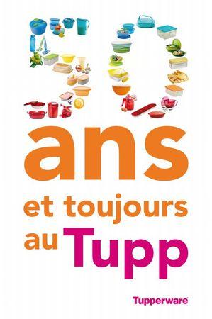 Logo 50 ans et toujours au Tupp