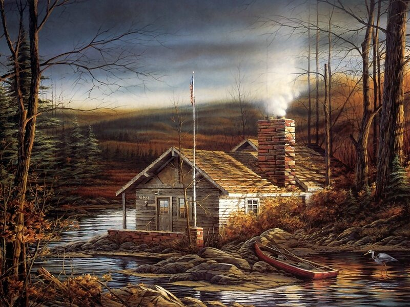 terry-redlin-painting-changing-season