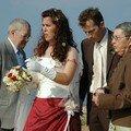 Mariage meridional, à la plage 1