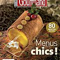 10 chefs du Sud-Ouest, 20 menus de fêtes, 80 recettes