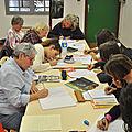 Journée spéciale <b>atelier</b> d'<b>écriture</b>