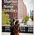 Notre famille: un bouleversant roman sur l'intégration...