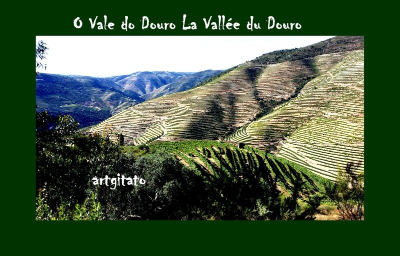 O Vale do Douro La Vallée du Douro Portugal Artgitato 1