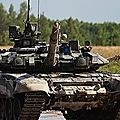 [ ARMEE SYRIENNE ] Les chars russes T-90 arrivent en Syrie