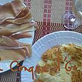 Gâteau de <b>pommes</b> de <b>terre</b>, speck et provola #nouvelle version 2