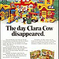 The day Clara Cow disappeared