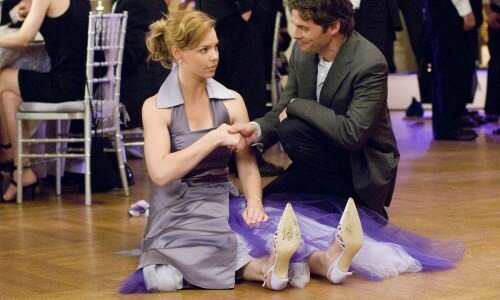 James Marsden & Katherine Heigl