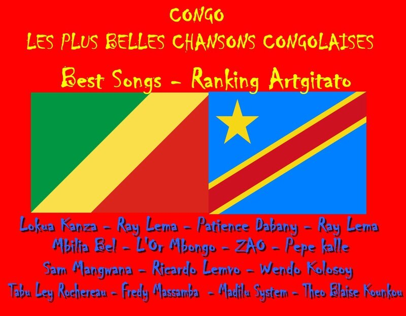 Plus belles chansons Congolaises Best Songs Artgitato