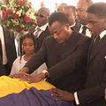 Congo Brazzaville- Gabon : Edith Lucie Bongo repose désormais à <b>Edu</b>, au nord du Congo