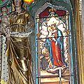 Les trépidantes aventures de l'église de la <b>Celle</b> Dunoise