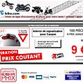 VPC BIKE , Accessoires et pièces moto