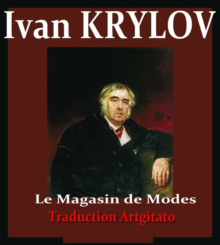 Ivan Krylov Le Magasin de Modes Comédie en trois actes Traduction Argitato