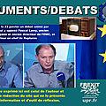 Sur Europe 1, Pascal Lamy, Pierre Lévy, Catherine Mathieu et Nicole Fontaine polémiquent sur le <b>Brexit</b> et l'Europe