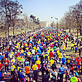 Le semi-marathon de Paris