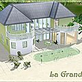Maison - La Grande Verte
