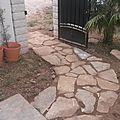 Le petit chemin de pierre