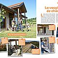 Autoconstruction de notre maison bioclimatique à Estrennes