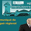 Agenda UPR Limousin