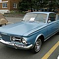 Valiant <b>Barracuda</b> hardtop coupe-1965