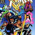 Semic Marvel : L'Ere d'Apocalypse