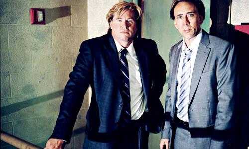 Val Kilmer et Nicolas Cage