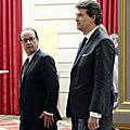 Un sondage secret du PS donne Hollande perdant face à Montebourg