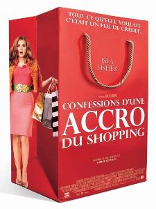 Confessions d'une accro' du shopping