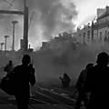 Retour de guérilla urbaine en France