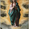 Exhibition at Museo del Prado presents different depictions of a single subject: The Immaculate <b>Conception</b>