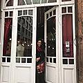 La boutique atelier d'Isabel Herrera à Barcelone