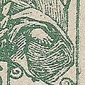 le blog des timbres au type Blanc