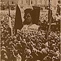 1946 - Les italiens votent pour la République