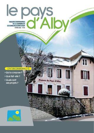 Pays Alby magazine 1