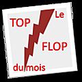 Le Top et le Flop du mois (18|avril 2015)