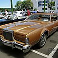 Lincoln <b>Continental</b> Mark IV hardtop coupe-1974